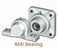 AMI KHLFL207-20  Flange Block Bearings