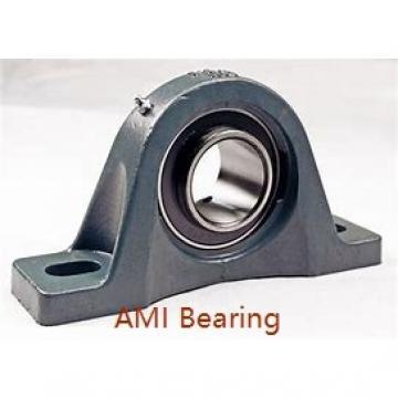 AMI UGCJTZ207-20  Flange Block Bearings