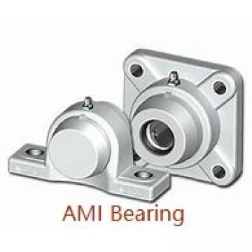 AMI KHLFL207-20  Flange Block Bearings