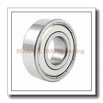 BEARINGS LIMITED SS6206 ZZ  Ball Bearings