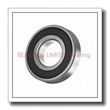 BEARINGS LIMITED 6210 ZZ/C3 PRX/Q Bearings